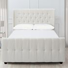 David Upholstered Panel Bed Size: Queen