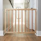 Safety Mate Expandable Pet Gate Finish: Natural