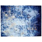 Still Waters Blue/White Area Rug Rug Size: Rectangle 9' W x 12' L