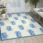Sun n' Shade Ivory Indoor/Outdoor Area Rug Rug Size: Rectangle 10' x 13'