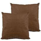 Ostrich Throw Pillow Color: Brown