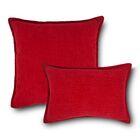 Chenille 2 Piece Pillow Set
