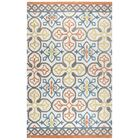 Nordmeyer Hand-Tufted Natural Wool Area Rug Rug Size: Rectangle 5' x 8'