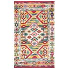 Duron Hand-Tufted Wool Natural Area Rug Rug Size: Rectangle 3' x 5'