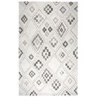 Norwich Hand-Tufted Wool Gray Area Rug Rug Size: Rectangle 9' x 12'