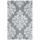 Pepper Hand Tufted Wool Heather Gray Area Rug Rug Size: Rectangle 3' x 5'