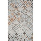 Dollard Hand-Tufted Wool Gray Area Rug Rug Size: Rectangle 8' x 10'