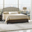 Crestaire Upholstered Platform Bed Color: Porter, Size: California King