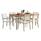 Farmington 7 Piece Teak Dining Set