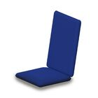 Indoor/Outdoor Sunbrella Adirondack Chair Cushion Fabric: Pacific Blue
