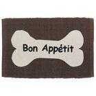 Alberto Bone Appetit Cotton Pet Mat Color: Chocolate