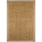 Cabo Brown Area Rug Rug Size: Rectangle 5'3