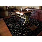 Penny Busy As A Bee Area Rug Rug Size: Rectangle 7' x 9'
