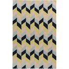 Crisman Multi Area Rug Rug Size: Rectangle 8' x 11'