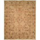 Puntarenas Hand-Knotted Beige Area Rug Rug Size: Rectangle 12' x 18'