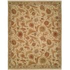 Surigao Hand-Woven Beige Area Rug Rug Size: Rectangle 5' x 7'