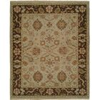 Valparaiso Hand-Woven Beige/Brown Area Rug Rug Size: Rectangle 12' x 18'