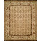 Gangneung Hand-Knotted Tan Area Rug Rug Size: 4' x 6'