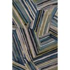 Annise Blue Area Rug Rug Size: Rectangle 5' x 8'