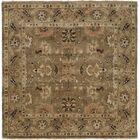Eritrea Hand-Knotted Brown Area Rug Rug Size: Runner 2'6