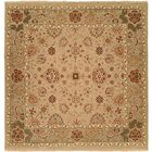 Tokyo Hand-Woven Ivory Area Rug Rug Size: Rectangle 4' x 10'