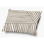 Orion Pet Pillow with Super Plush Poly Top Color: Brown