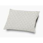 Diana Pet Pillow with Super Plush Poly Top Color: Gray