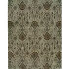 Hand-Tufted Gray Area Rug Rug Size: Rectangle 3'6