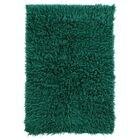 Tyndalls Park Wool Green Area Rug Rug Size: Rectangle 8' x 10'