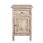 Karmakar End Table with Storage