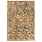 Agra Hand-Tufted Area Rug Rug Size: Rectangle 7'6