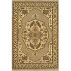 American Home Classic North West Taupe/Beige Area Rug Rug Size: 3'6