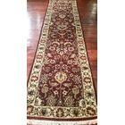 Sultanabad Handmade Area Rug Rug Size: Runner 2'6