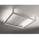 Framework M 2-Light Flush Mount Size: 8.8
