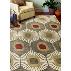 Chelsea Tufted Wool Mocha Area Rug Rug Size: Rectangle 7'6