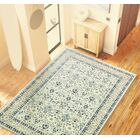 Caton Silver Gray Area Rug Rug Size: 5' x 7'7