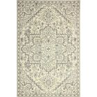 Goddard Hand-Tufted Ivory Area Rug Rug Size: Rectangle 8'6