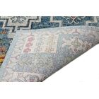Fidela Blue Sheen Area Rug Size: Rectangle 8'6
