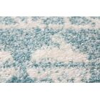 Arlingham Aqua Area Rug Size: Rectangle 8'6