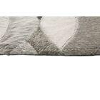 Breton Hide Hand-Woven Gray/Cream Area Rug Size: Rectangle 5' x 8'