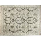 Aliyah Grey Area Rug Rug Size: Rectangle 8'9