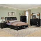 Brandy Panel Configurable Bedroom Set