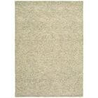 Durrant Hand-Tufted Wool Light Gray Area Rug Rug Size: 5' x 7'9