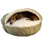 Snoozer Cozy Cave Pet Hooded Dog Bed Size: Medium (35