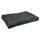 Cinnamon Dog Pillow/Classic with Waterproof Covering Size: Small (4