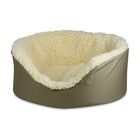 Solid Pet Couch Lining Color: Cream, Color: Red, Size: Extra Large (31