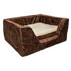 Show Dog Dog Sofa with Memory Foam Size: Extra Large (31.5
