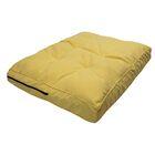 Luxury Solids Orthopedic Pillow Size: Medium (36