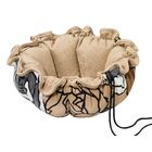 Buttercup Nest Dog Bed Size: Large (32