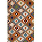 Lilly Multi Area Rug Rug Size: 3'6